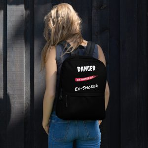 Danger Ex-Smoker 2 – Backpack – Black