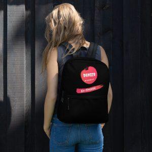 Danger Ex-Smoker – Backpack – Black