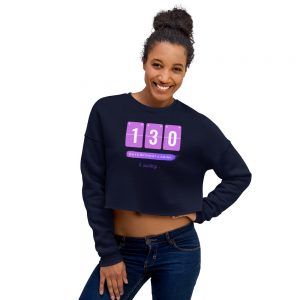 Days without a Drink – Crop Sweatshirt