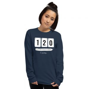 Days without a Drink 2 – Long sleeve T-Shirt – Unisex