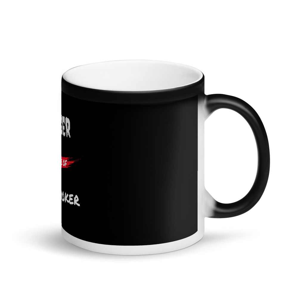 Danger Ex-Smoker 2 – Magic Mug